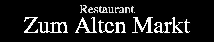 Restaurant Zum Alten Markt